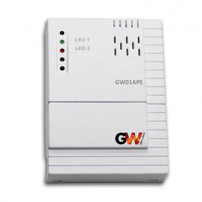 Infrarotheizung Funk Raumthermostat Glaswärmt-GW01APE Aufputz