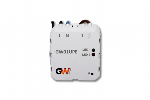 Glaswärmt Funk-Thermostat GW01UPE