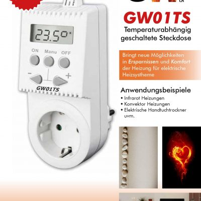 thermoschalter GW01
