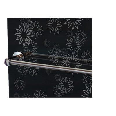 Infrarot Glasheizung Blume 550 Watt Ausstellungsstück