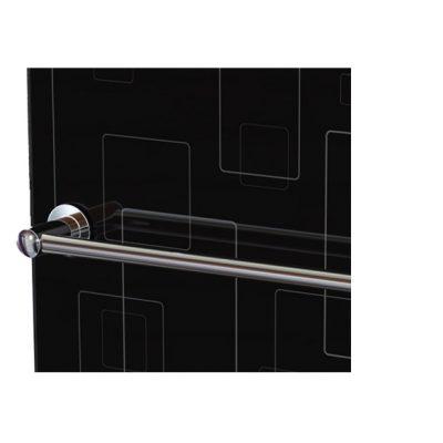 Infrarot Glasheizung Quadrat 550 Watt Austellungsstück / 2 Wahl