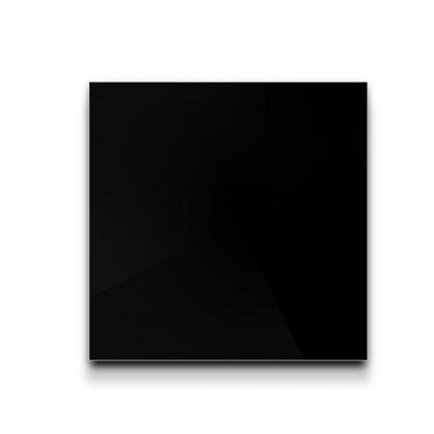 Infrarot Glasheizung Schwarz 900 Watt