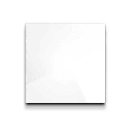 Infrarot Glasheizung Weiß 550 Watt