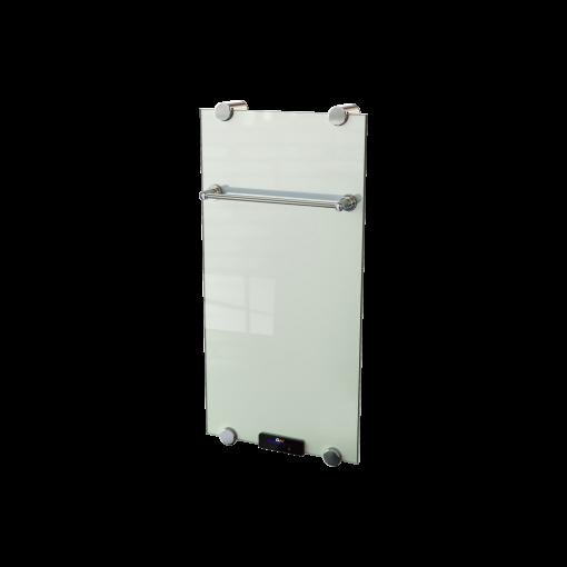 Infrarot Glasheizung Weiß 750 Watt