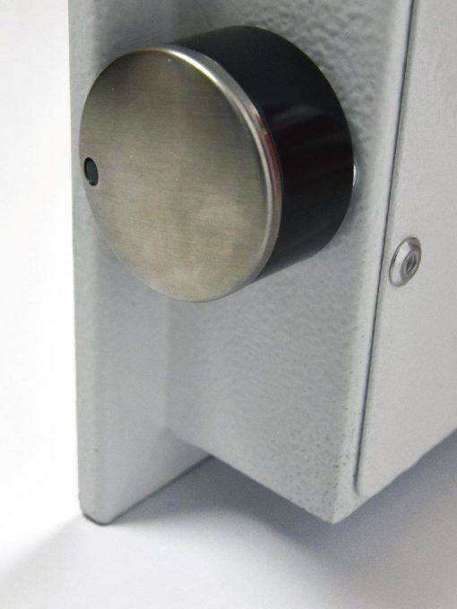 Hybridheizung Glas 900 Watt Weiss OOV