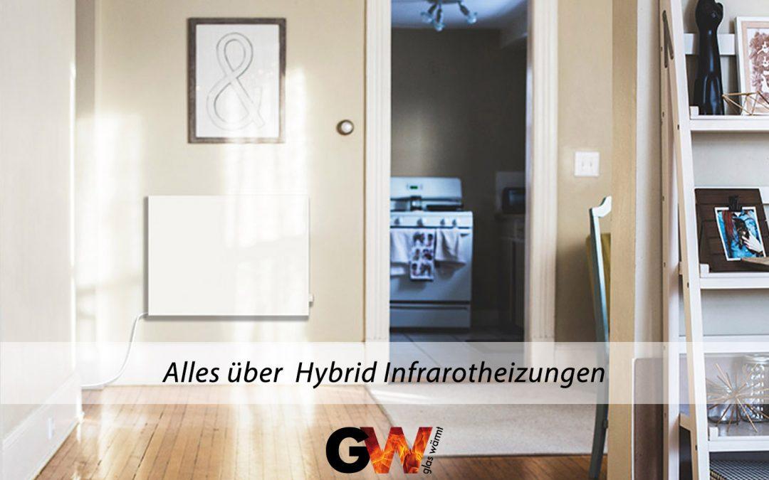 Produktbeschreibung Hybrid Infrarotheizung Infrarot + Konvektion