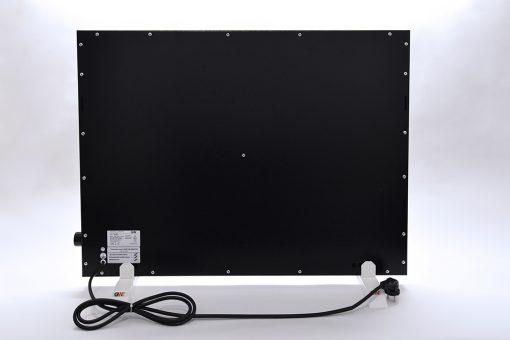 GlasWärmt-Infrarotheizung-Hybridboard-HB-schwarz-1000Watt-1000x600x40mm-Rückseite