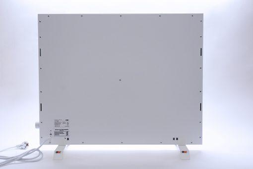 GlasWärmt-Infrarotheizung-Hybridboard-HB-weiß-1000Watt-1000x600x40mm-Rückseite
