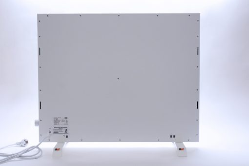 GlasWärmt-Infrarotheizung-Hybridboard-HB-weiß-1000Watt-Vertikal-600x1000x40mm-Rückseite