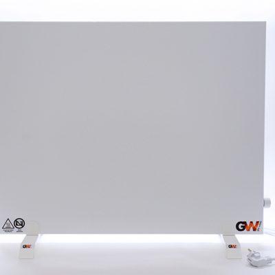 GlasWärmt-Infrarotheizung-Hybridboard-HB-weiß-1000Watt-Vertikal-600x1000x40mm-Vorderseite