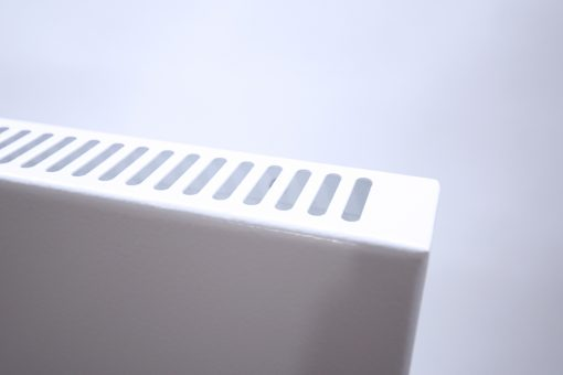 GlasWärmt-Infrarotheizung-Hybridboard-HB-weiß-1400Watt-Vertikal-600x1400x40mm-Detailansicht-2