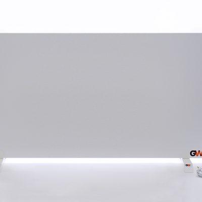 GlasWaermt-Infrarotheizung-Hybridboard-HB-weiss-1400Watt-Vertikal-600x1400x40mm-Vorderseite